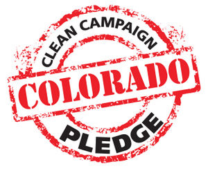 Colorado Clean Campaign Pledge